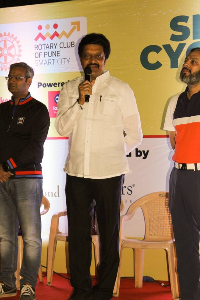 Smartcyclothon 2018 – Rotary Club of Pune Smart City